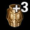 圣衣胸甲材料3阶x7