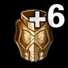 圣衣胸甲材料6阶x32