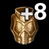 圣衣胸甲材料8阶x24
